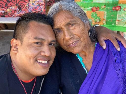 Fidencio and his Mom
